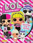 L.O.L. Surprise! Glitter 'N' Glow Trading Cards Panini 2020