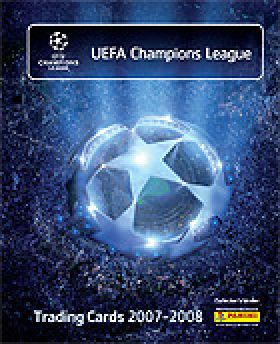UEFA Champions League 2007/2008 - Trading Cards