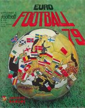 Euro Football 79 - UEFA Coupe d'Europe Figurine panini 1979