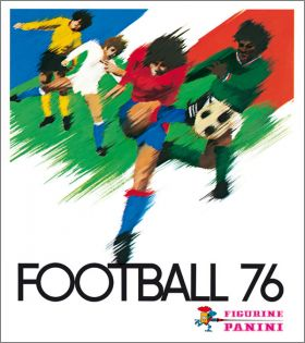 Football 76 - France - Figurine Panini