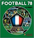 Football 78 - France - Figurine Panini