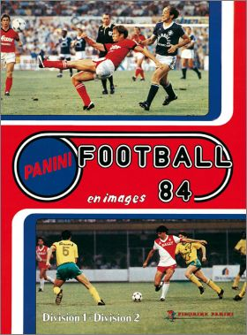 Football 84 - France - 1�re et 2�me Division - Fig. Panini