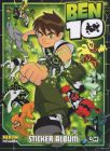 Ben 10 - Sticker Album - Merlin - 2008