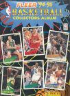 Fleer 94-95 Basketball - Cartes Panini - 1994