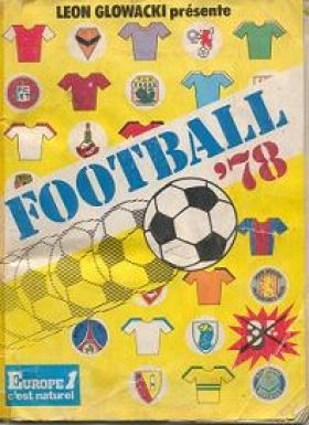 Football 78 - France (Glowacki L�on)