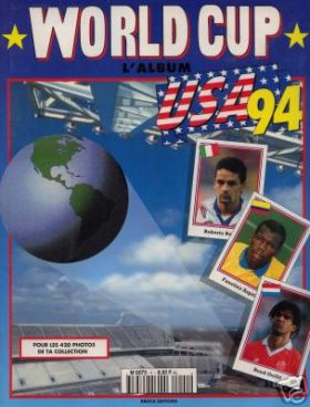 World Cup USA 94 / Coupe du Monde (Broca)