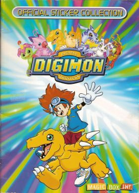 Digimon - Magic Box Int