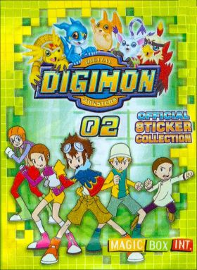 Digimon 2 - Magic Box Int
