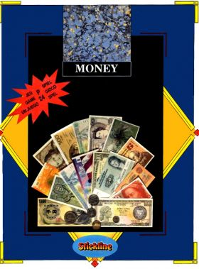 Money - Stickline - 1990