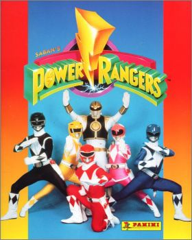 Power Rangers - Panini