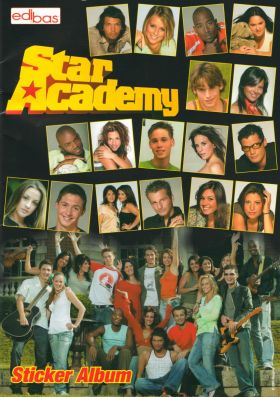 Star Academy 5 - 2005 - Edibas - France