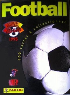 Official Football Cards 1995