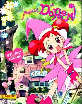 Magical Doremi - Sticker Album - Panini - Espagne - 2003
