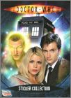 Dr. Who 1 - Saison 1 & 2 - Sticker Album - Merlin Angleterre