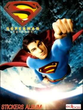 Superman Returns - Le Film - Edibas - Italie