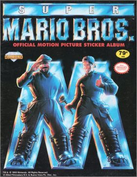 Super Mario Bros - Le Film - Diamond - USA / Canada