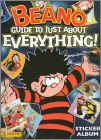 Beano Guide to Just About Everything - Panini - Angleterre