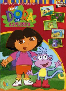 Dora L'Exploratrice / Dora the Explorer - Merlin