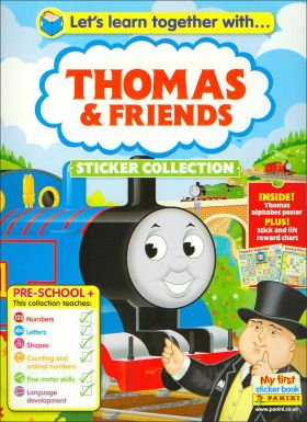 Thomas & Friends - Panini - Angleterre