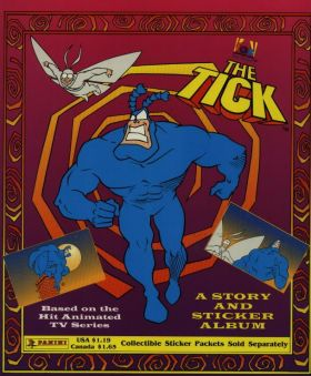 The Tick - Panini - USA / Canada