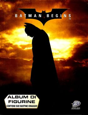 Batman Begins - Upper Deck