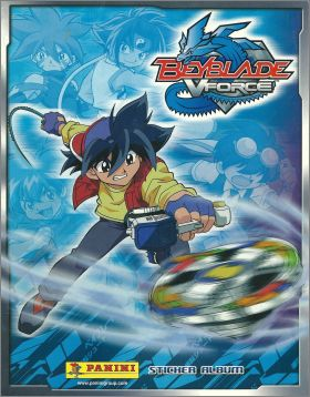 Beyblade - V Force - Panini