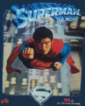 Superman - The Movie - Belgique