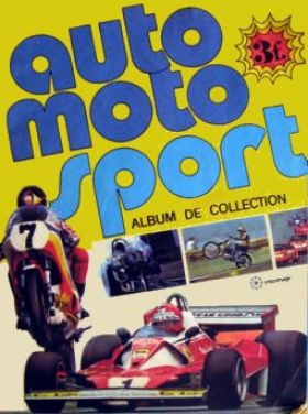 Auto Moto Sport - Album de collection Interimage - 1979