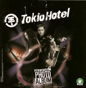 Tokio Hotel (Photo Album) - Preziosi - France