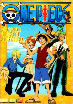 One Piece - Magic Box Int
