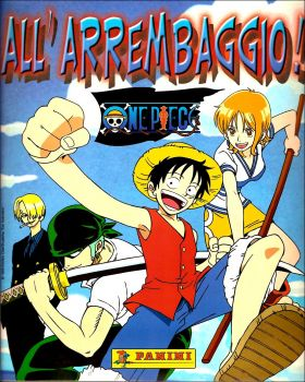 One Piece - All Arrembaggio - Panini