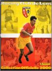 Racing Club de Lens - Collection Officielle 2000 - Panini