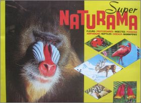 Super Naturama - Album des Editions Beaubourg - 1979 France