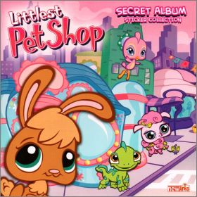 Littlest Pet Shop - Secret Album - Newlinks - Italie