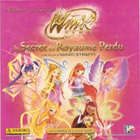 Winx Club et le Secret du Royaume Perdu (Album A) - Panini