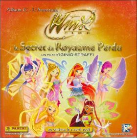 Winx Club et le Secret du Royaume Perdu (Album C) - Panini