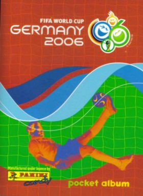 FIFA World Cup Germany  2006 - Pocket Album - Panini Candy