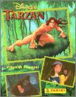 Tarzan (jusqu'à 120) - Sticker Album - Panini - USA - 1999