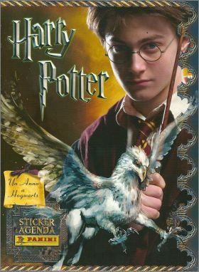 Harry Potter (Agenda stickers) - Panini