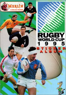 Rugby World Cup 1995 (Coupe du monde)