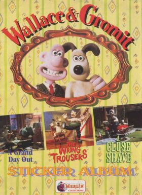 Wallace & Gromit - A Grand Day Out, The Wrong Trousers...