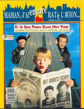 Maman, J'ai Encore Raté l'Avion / Home Alone 2 - Euroflash