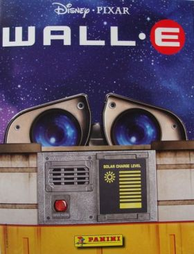 Wall.E (Disney, Pixar) - Sticker Album - Panini - 2008