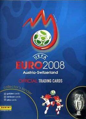 UEFA Euro 2008 - Official Trading Card