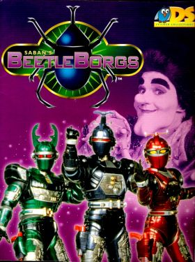 Beetle Borgs - DS