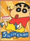 Shinchan - Sticker Album - Panini - 2003