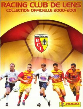 Racing Club de Lens - Collection Officielle 2000-2001