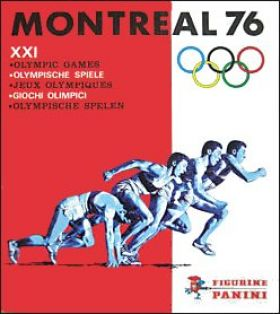 Montreal 76 - Jeux Olympiques