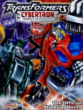 Transformers Cybertron - Robots in Disguise - Italie
