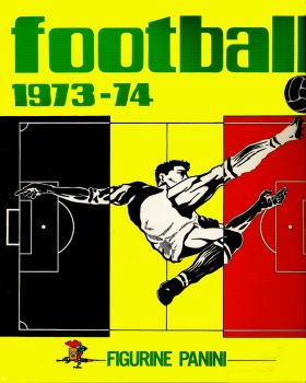 Football 1973 - 74 - Belgique - Figurine Panini